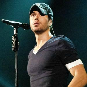 "Enrique Iglesias shares way TMI ""from"