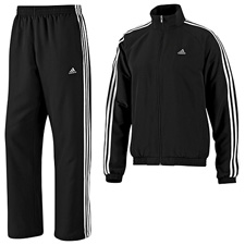 Adidas woven track suit