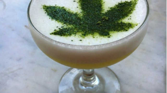 10 cannabis cocktails and drinks, because