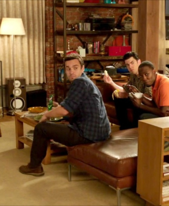 Famous TV Apartments: New Girl Flat