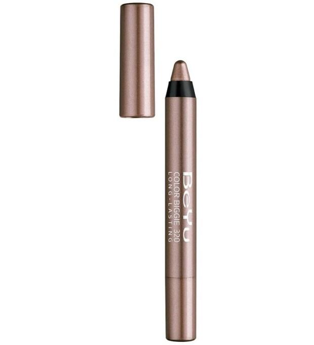 Prettiest Copper Eyeshadow: BeYu Color Biggie Long-Lasting Eyeshadow in Fall for Copper | Summer Makeup 2017
