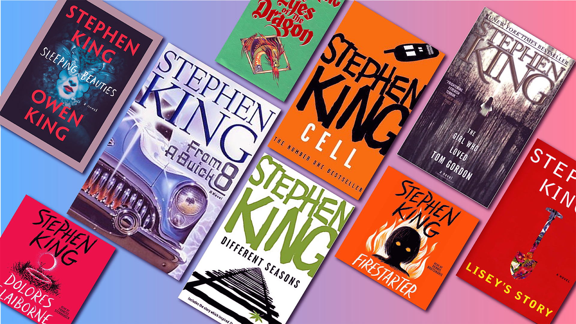 10 Extremely Scary Stephen King Books That You Might Not Have