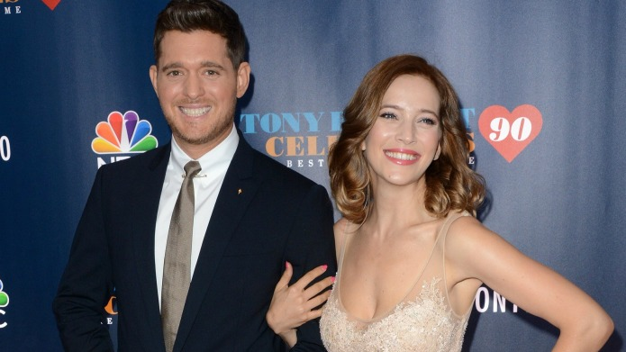 Michael Bublé's Wife Gives Update on