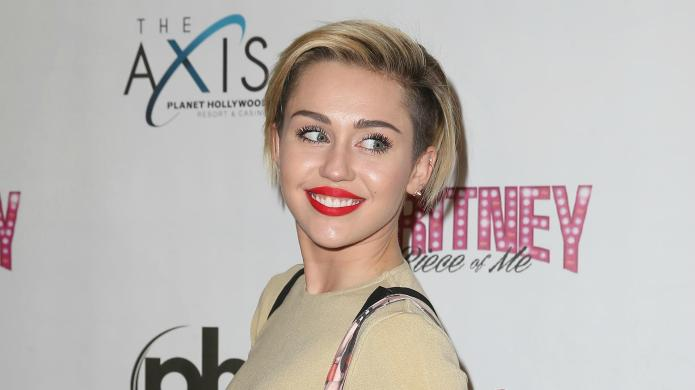 Miley Cyrus sends well wishes to