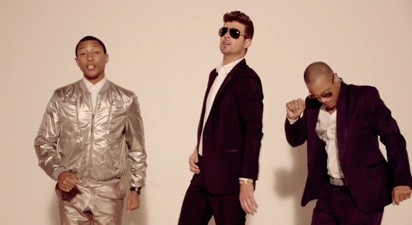 Pharrell and Robin Thicke Blurred Lines lawsuit