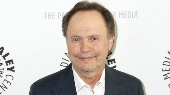 Billy Crystal says gay TV sex