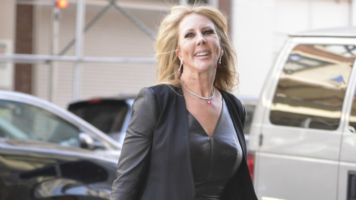 Brooks who? Vicki Gunvalson only has