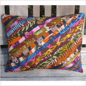 African pillow cover