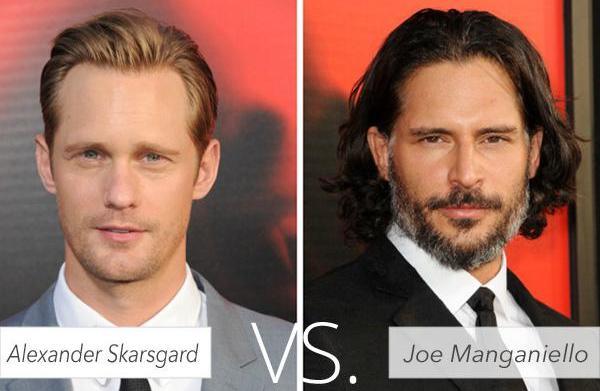 Who's hotter: Alexander Skarsgard vs. Joe