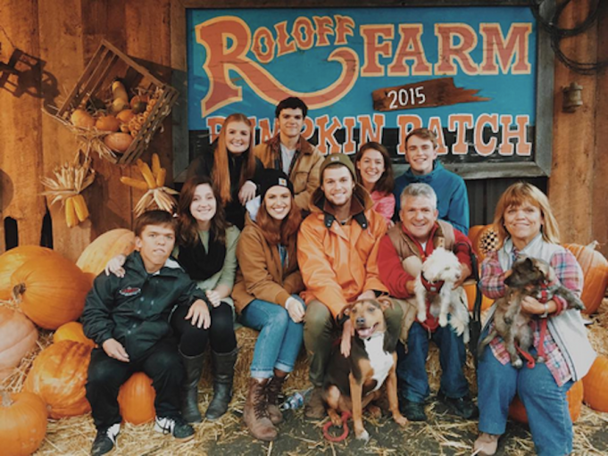 The Roloff farm and family