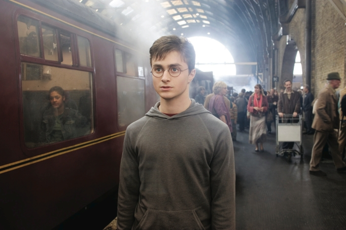 Harry Potter Hermione Granger Ron Weasley Daniel Radcliffe Emma Watson Rupert Grint
