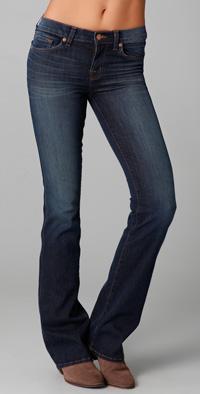 J. Brand slim boot cut jeans