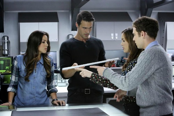 VIDEO - Agents of SHIELD cleans up Thor's mess