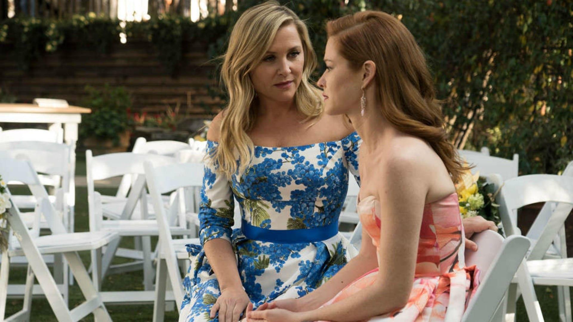 Greys Anatomy Gave Sarah Drew Jessica Capshaw A Sweet