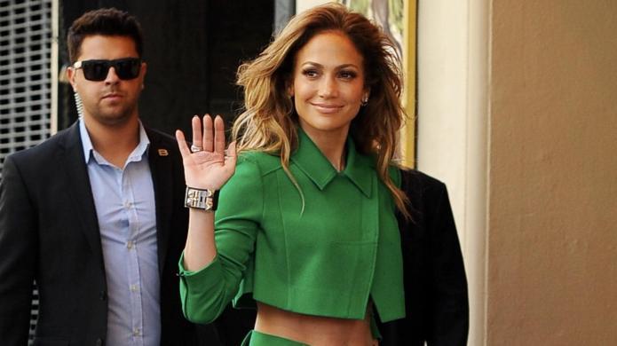 Jennifer Lopez reveals the moment she