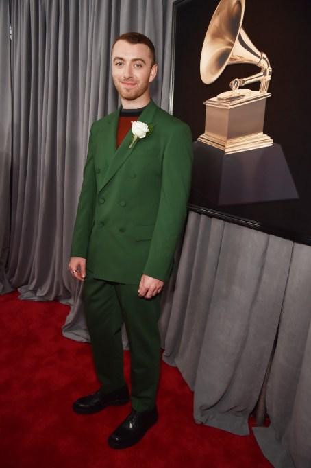 Grammy Awards Best Dressed: Sam Smith