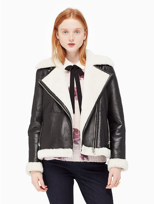 Perfect to Wear Shearling This Season | Classic rock