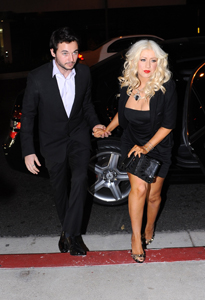 Christina Aguilera Matthew Rutler