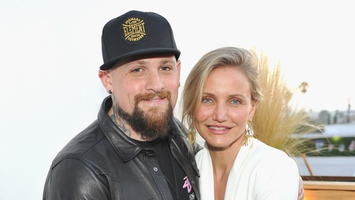 Source Says Cameron Diaz & Benji