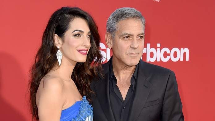 That Time George Clooney Gave 14