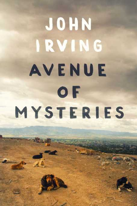 Avenue of Mysteries book cover