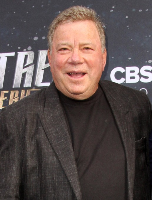 William Shatner Star Trek Discovery Premiere