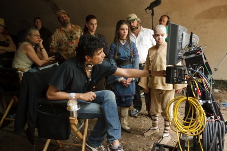 M Night directs The Last Airbender