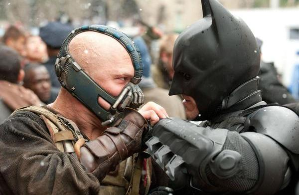 The Dark Knight Rises box office