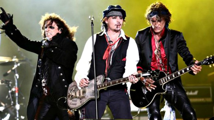 7 Things To Know About Johnny Depp S Band Hollywood