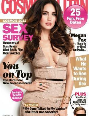Megan Fox on soul mates and