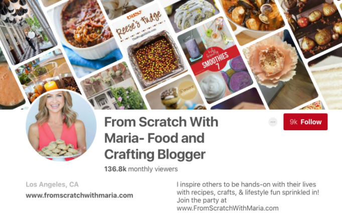 From Scratch with Maria