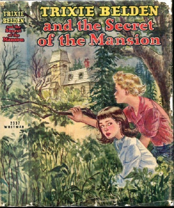 Books for girls: The Secret of the Mansion