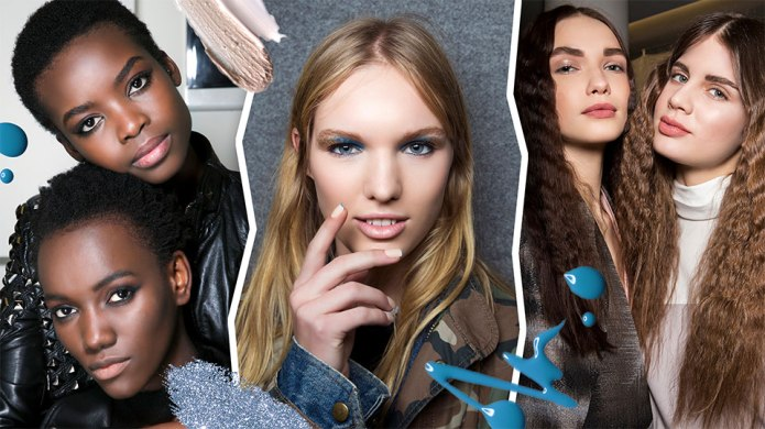 The Hair, Skin & Makeup Trends