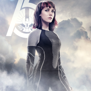 INTERVIEW: Which Catching Fire actor ties