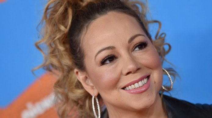 Mariah Carey Reveals She's Living With