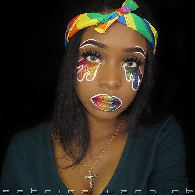 These 20 Cool Halloween Makeup Ideas Are All You Need for a