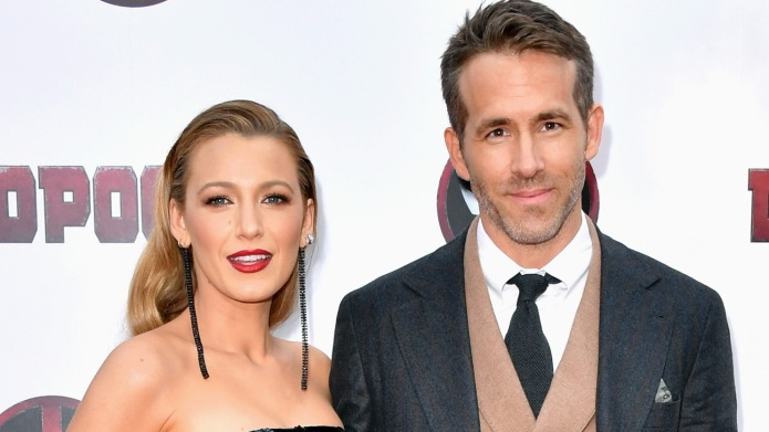 Ryan Reynolds and Blake Lively attend
