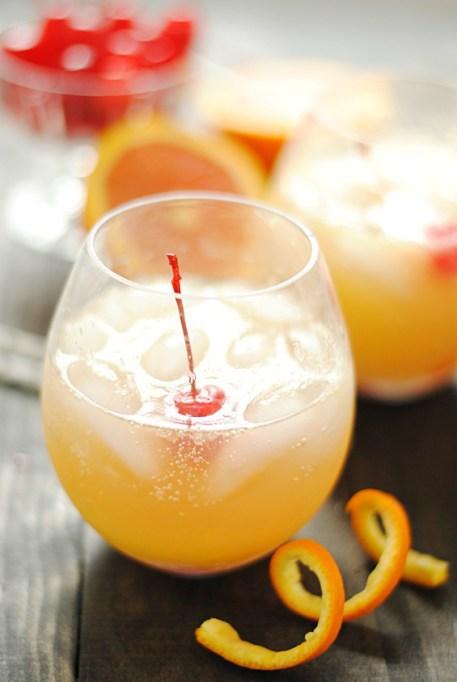 Orange Swizzle