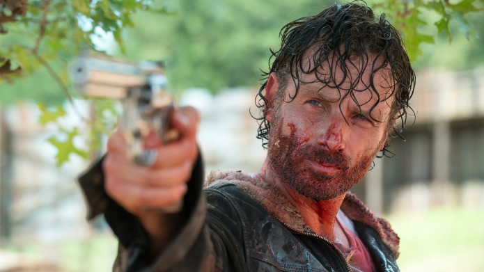 The Walking Dead spoilers: Andrew Lincoln