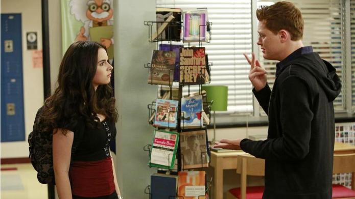 Switched at Birth review: The morning