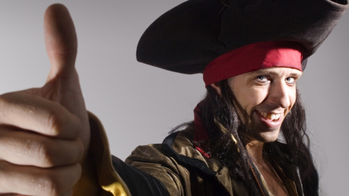 Talk Like a Pirate Day: 5