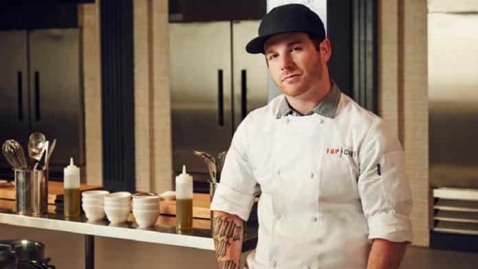 Top Chef's Aaron Grissom arrested for