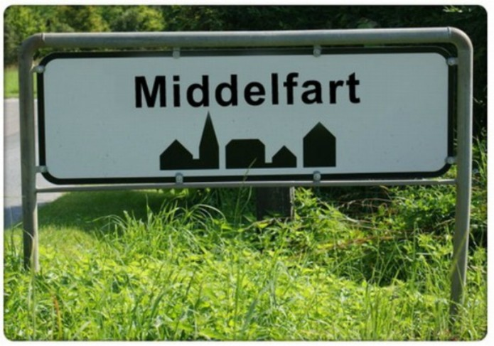 These funny road signs are a