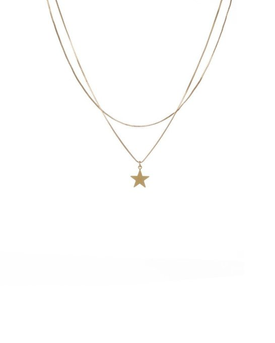 Gorgeous Jewelry Finds That Look Expensive: Orb Long Star Necklace | Inexpensive Jewelry Trends