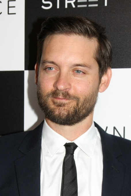 2015 Tobey Maguire