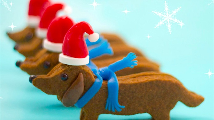 29 seriously impressive Christmas food crafts