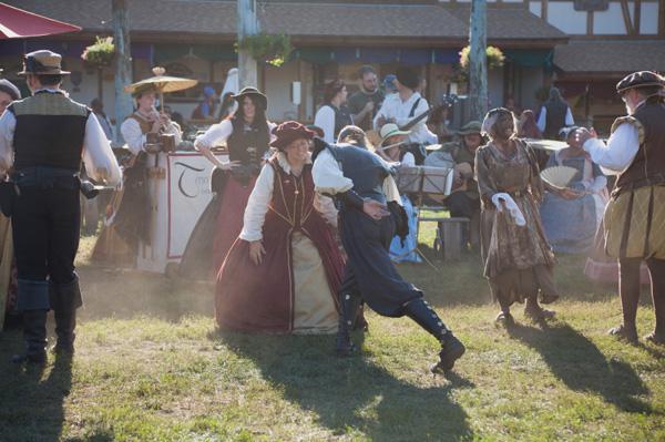 Three Barons Renaissance Festival