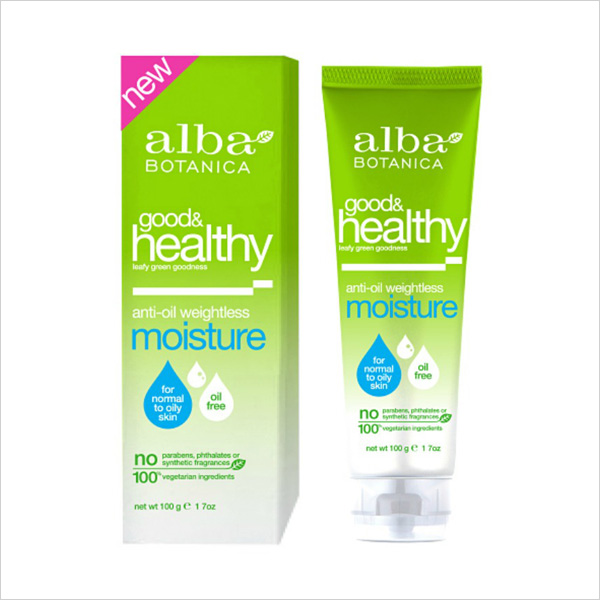 Alba Good & Healthy Anti-Oil Weightless Moisture
