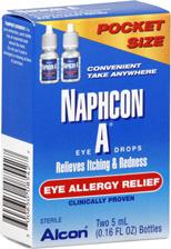 Naphcon-A eyedrops