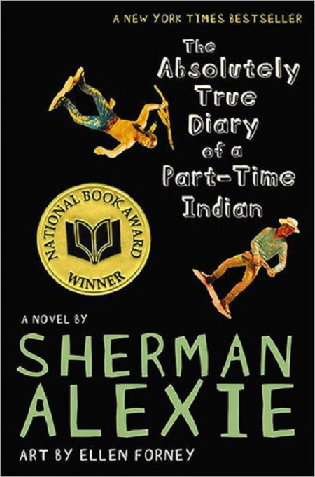 he Absolutely True Diary of a Part-Time Indian